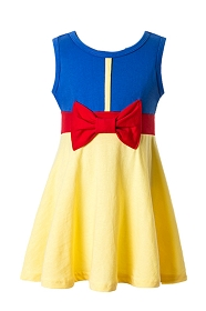 Snow White Tank Dress