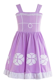 Sofia the First Tank Dress