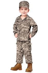 U.S. Army Dress-Up Costume