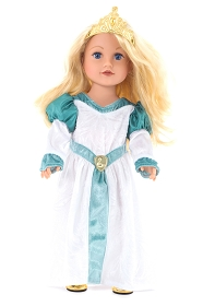 Swan Princess Odette Doll Dress