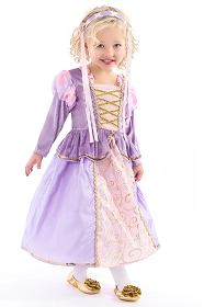 Rapunzel Dress - Long Sleeve Style