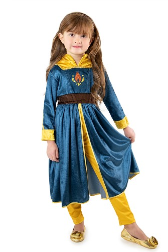 DELUXE Scandinavian Princess Tunic and Pants Set
