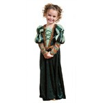 Deluxe Brave Princess Merida Replica Dress Up