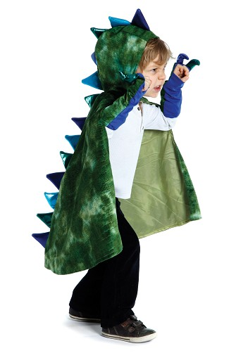 Dragon Cape with Claws