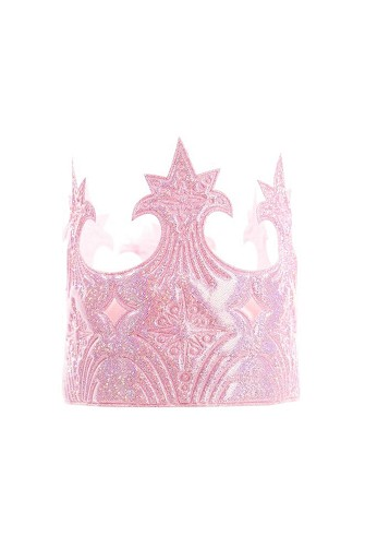 Good Witch Soft Pink Crown