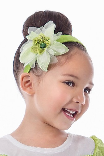 Frog Princess Headband