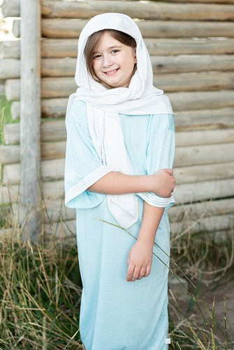 Mary Nativity Costume