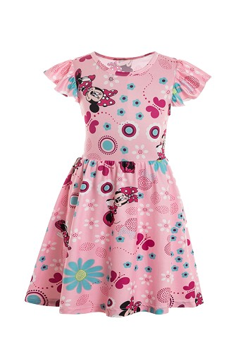 Pink Minnie Play Dress