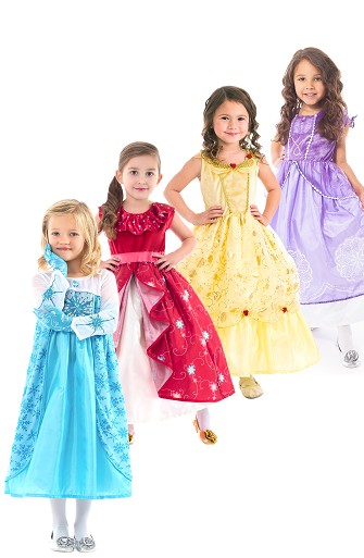 Preschool Favorites Princess Bundle Set