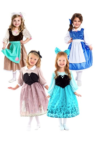 Princess Day Dress Set