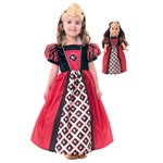 Queen of Hearts Dress for Child and Doll