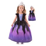 Sea Witch Child and Doll Dress Set