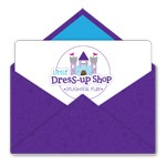 Little Dress Up Shop Gift Certificate