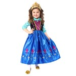 Scandinavian Princess Dress Up