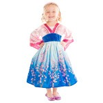 Toddler Mulan Princess Dress