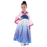 Mulan Princess Dress