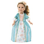 DELUXE Princess Ava Doll Dress