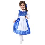 Beauty's Blue Provincial Dress