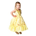 Toddler Yellow Beauty Dress Up Costume