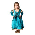 Toddler Scottish Princess Dress Up