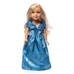 Butterfly Cinderella Doll Dress