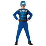 DISCONTINUED Captain America Winter Soldier Costume