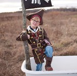 Captain Jack Pirate Set
