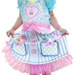 Color a Costume - Apron Set with Markers