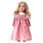 Lady Cambria Doll Dress