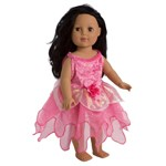 DELUXE Tulip Fairy Doll Dress
