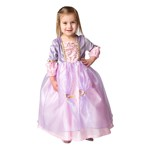Toddler DELUXE Rapunzel Dress Up Costume