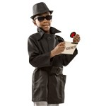 Undercover Spy Coat and Detective Gear