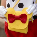 Minnie Mouse Purse in Yellow