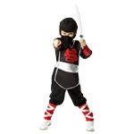 Dragon Ninja Costume Set