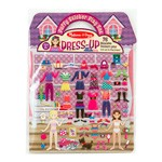 Dress Up Puffy Sticker Play Set