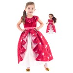 Elena of Avalor Princess Child and Doll Dress Set