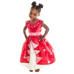 Toddler Latina Princess Dress Up