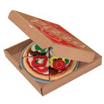 Felt Pizza Set Play Food
