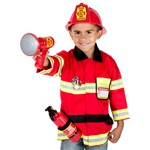 Firefighter Chief Costume