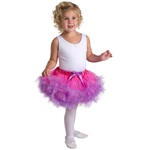 Fuchsia with Purple Tutu
