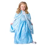 Ice Cloak Inspired by Frozen's Queen Elsa