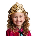 Gold Scandinavian Soft Tiara