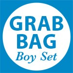 Grab Bag for Boys - SIZE MEDIUM (4-6)