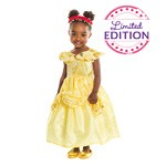 Limited Edition Yellow Beauty Dress