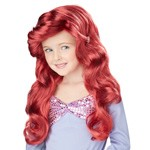The Little Mermaid's Ariel Inspired Wig