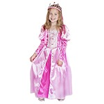 Pink Medieval Queen Gown