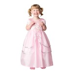 Toddler Royal Pink Princess Ballgown Dress Up Costume