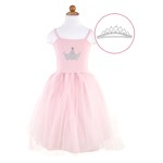 Ballerina Princess Dress with Tiara