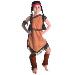 Native American Dress Up Costume