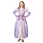 Tween and Plus Sized Rapunzel Dress